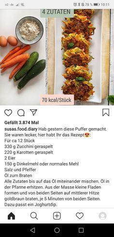 Zucchini, Vegetables, Food, Salt N Pepper, Carrots, Cooking, Recipies, Essen, Vegetable Recipes