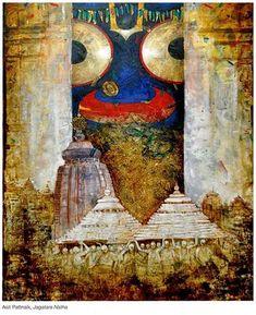 51 Jagannath Images that Spread Positive Vibes - Jagannath Shop Ganesha Painting, Madhubani Painting, Krishna Art, Hare Krishna, Lord Jagannath, Lord Krishna Images, Hindu Art, Indian Paintings, Gods And Goddesses