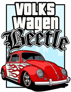 VW Beetle~~