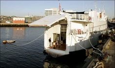 cool ferry house boat