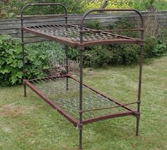 The 7 Best Beds Images On Pinterest Army Style Bunk Beds And
