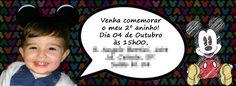 convite facebook