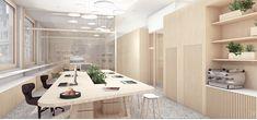 Raiffeisen Ruswil 2017, Geschäftsstelle   MACH ARCHITEKTUR GMBH Divider, Competition, Finance, Room, Interiors, Furniture, Design, Home Decor, Concept