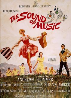 The Sound of Music (1965) Can't count how many times I have seen this movie and yet would watch it again.