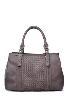 Urban Expressions Piccadilly Woven Shoulder Bag by Non Specific on @HauteLook