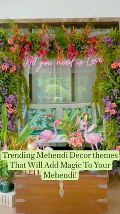 Wall Backdrops, Flower Wall Backdrop, Backdrop Wedding, Wedding Props, Backdrop Ideas, All Need Is Love, Grass, Henna Cake Designs, Indian Wedding Decorations
