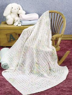 Baby Bubbles Blanket