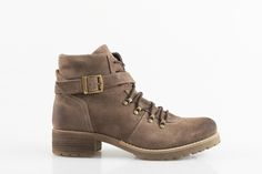 Ghete din piele naturala Hiking Boots, Booty, Shoes, Fashion, Walking Boots, Moda, Swag, Shoes Outlet, Fashion Styles