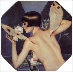 Ziegfeld Girls by Alberto Vargas - Blog Vintage Pri | Nos tempos da minha Avó - Cultura, Feminices & Devaneios