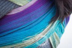 Farideh Woven Wrap - Handwoven Beauty!