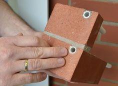 Neuer Energieklinker gewinnt solare Wärme über die Fassade