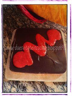 Due Svitate in cucina: Quadrato di fragole