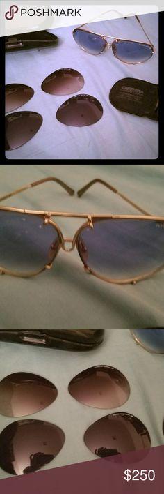 47e14e654c74 Porche sunglasses vintage Vintage collectable Porche Carrera sunglasses  5621 circa 1980 s with case