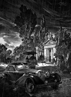 Batman - Nicolas Delort http://theartofanimation.tumblr.com/page/4