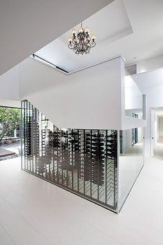 Cool #wine #cellar | BGD Architects