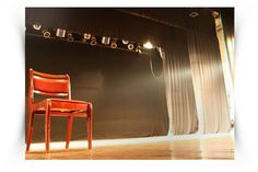 Monologue stage design | http://www.prophirescotland.com/wp-content/uploads/2013/05/chair-on ...