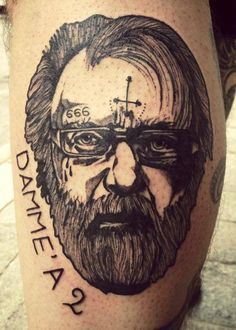 Massimo gurnari black ink ftw pinterest for Ftw tattoo meaning