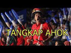 Jokowi Hadir di Stadion Pakansari, Suporter Teriak׃ Tangkap Ahok!   Beri...