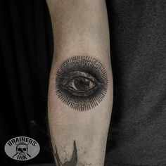 eye tattoo - Google Search
