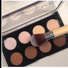NYX contour palette. Might just be better than the rest and at half the cost.