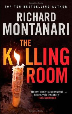 The Killing Room Richard Montanari