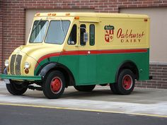 I can see it now . . . Old Red Barn Co. on wheels!