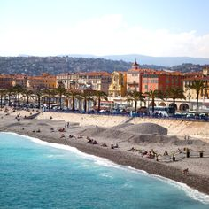 """Let's go to the beach! This is why Nice, France is """"Queen of the Riviera""""."""