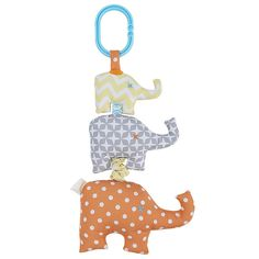 Musical Pull Toy - Elephant