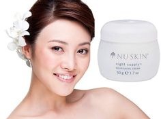 Cell Membrane, Nu Skin, Skincare, Cream, Night, Beauty, Creme Caramel, Skin Care, Cosmetology