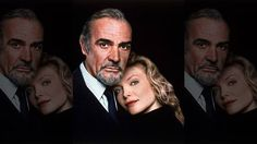 Sean Connery and Michelle Pfeiffer