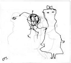 Franciszka Themerson – The Party, 1964