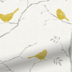The Dawn Chorus Slate roman blind is perfect for both settings, bringing a touch of calm, nature and joy to your home with it's palette of neutrals working perfectly together.