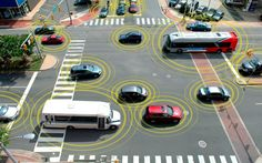 Vehicle Communication Technology To Reduce Traffic Accidents By 80%