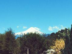 Vulcão Vila Rica  Pucon - Chile
