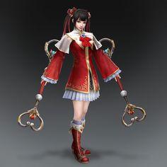 Da Qiao & Weapon (Wu Forces)