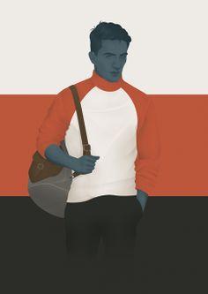 Jack Hughes Illustration