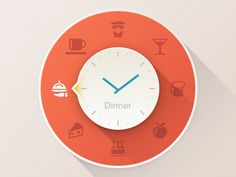 Creative Illustration, Clock, Shade, Minimal, and Ui image ideas & inspiration on Designspiration Mobile Ui Design, Ui Ux Design, Tool Design, Graphic Design, Information Architecture, Apps, Ui Design Inspiration, Ui Web, Application Design