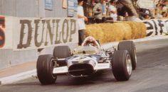 Jo Siffert, Rob Walker Lotus-Ford 49B, 1969 Monaco Grand Prix