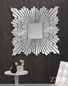 Zuo Bang Square Mirror – Modish Store