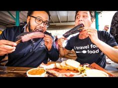 Get ready for the best meals of 2018 and some of the top travel destinaitons to visit in Thank you for your amazing support and happy food travels! Bbq Brisket, Beef Ribs, Smoked Brisket, Texas Bbq, Bbq Meat, Best Bbq, Time To Eat, Smoking Meat, American Food