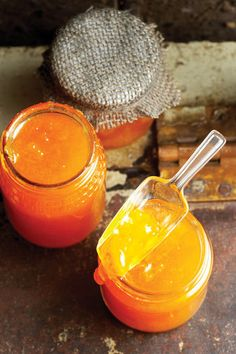 Appelkooskonfyt | SARIE | Apricot jam