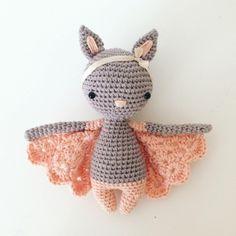 Such a cute bat pattern