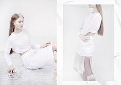 fashion designer: Jagoda Kawicka model: Alicja Król/ UNITEDforMODELS mua/hair: It's all about MakeUp photo: Sylwia Adamczuk Fotografia