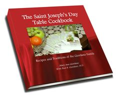 Great book for celebrating St. Joseph's Day.