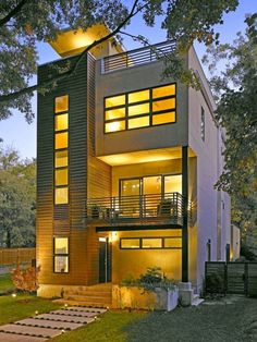 Master small house design modern home modern small house architecture design ideas, pictures, remodel, and decor zmsymis - Designalls