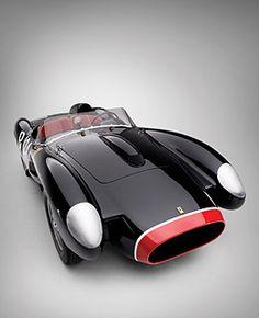 1957 Ferrari 250 Testa Rossa  Winning Bid: 12.2 million  Sold: 2009 car