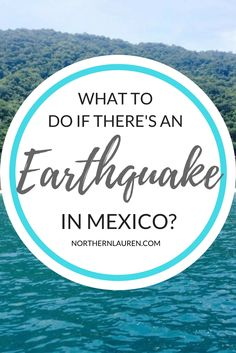 The Anxious Girl's Guide to Earthquake Etiquette - Northern Lauren