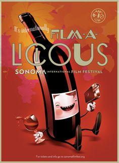 Film - A - licious Sonoma International Film Festival | www.sonomafilmfest.org