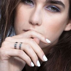 Nail Polish Ideas To Try Right Now | White Out