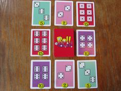 Roll for It card game